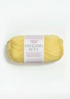 Sandnes Mandarin Petit, gul 2102