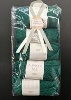 Fyndhörna: Sandnes Alpakka Ull 5 st, smaragdgrön 7755
