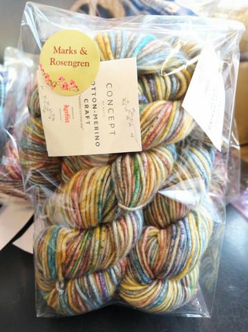 Löytönurkka: Katia Cotton-Merino Craft 5 kpl, väri 202