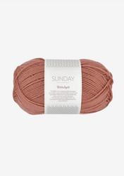 SUNDAY Petite Knit, dusty rouge 3553