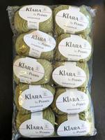 Löytönurkka: Klara by Permin 10 kpl, vaaleanvihreä
