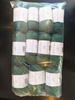 Fyndhörna: Sandnes Mandarin Petit 11 st, grön 8052
