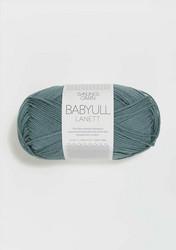 Sandnes Babyull Lanett, blåpetrol 7251