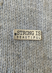 Strong is beautiful-riipus