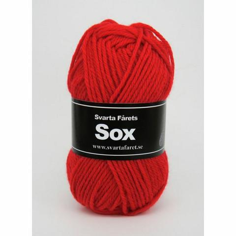 Svarta fåret, Sox, röd 246