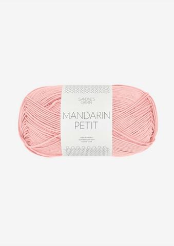 Sandnes Mandarin Petit, englantilainen ruusu 4013