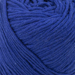 Karma cotton, 16 royal blue
