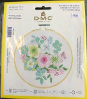 DMC Kirjontapaketti 15cm Winter bouquet