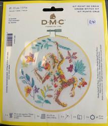 DMC Kirjontapaketti 15cm The monkey