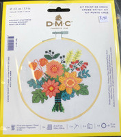 DMC Kirjontapaketti 15cm Autumn bouquet