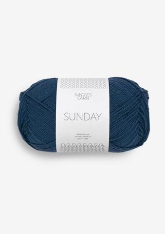 SUNDAY Petite Knit, mörkblå 6062