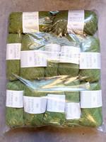 Löytönurkka: Sandnes Borstet Alpakka 12 kpl, lehdenvihreä 9645
