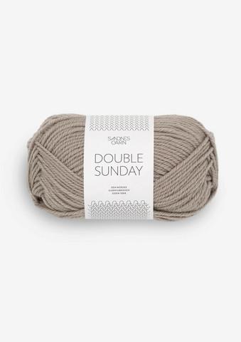 DOUBLE SUNDAY, taupe 2351