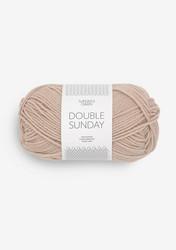 DOUBLE SUNDAY, vaalea beige 3021