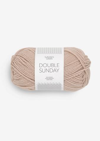 DOUBLE SUNDAY, ljus beige 3021