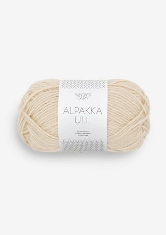 Alpakka Ull, manteli 2511