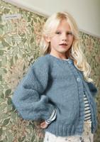 Sandnes mönsterhäfte 2110 Mykt til barn