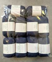 Fyndhörna: Sandnes Mini Alpakka 10 st, mörkblå 6081