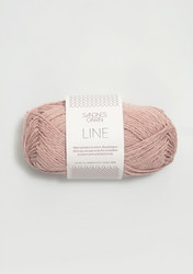 Sandnes Line, puderrosa 3511