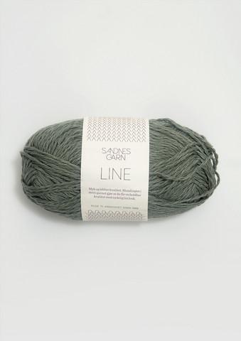Sandnes Line, grön 8561