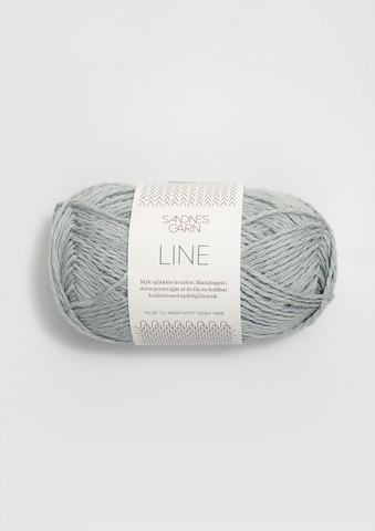 Sandnes Line, gråblå 7521