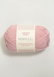 Sandnes merinoull, rosa 4312