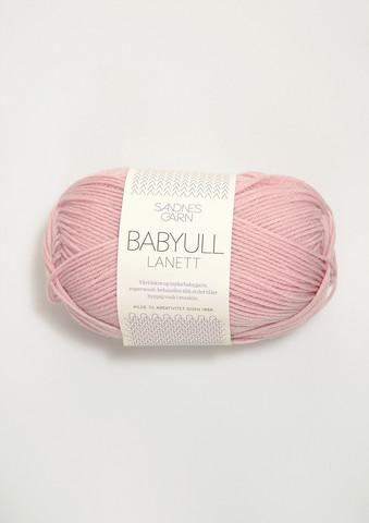 Sandnes Babyvilla Lanett, vaaleanpunainen 4312