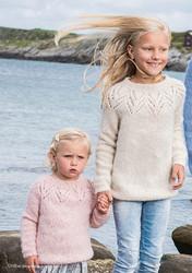 Tiril-pusero, suomenkielinen ohje (lapsille)