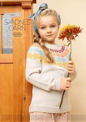 Sandnes mönsterhäfte Sisu barn 1901