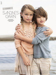 Sandnes mönsterhäfte Sommarbarn 1907