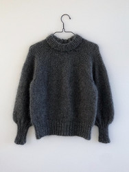 Saturday night sweater, ruotsinkielinen ohje