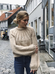 Sunday sweater, ruotsinkielinen ohje