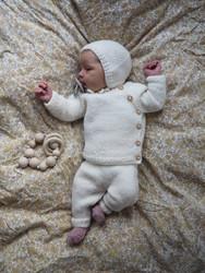 Ellens babyset, mönster på svenska
