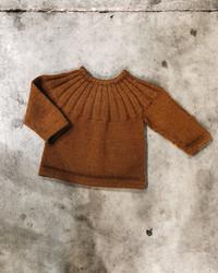 Haralds tröja, mönster på svenska