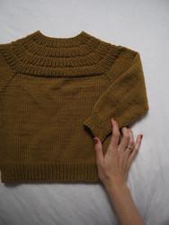 Ankers tröja, ruotsinkielinen ohje