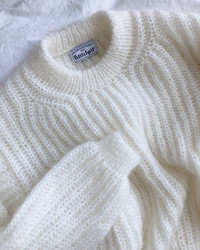 September sweater, ruotsinkielinen ohje