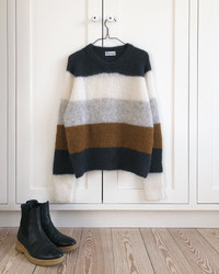 Sekvens sweater, på svenska