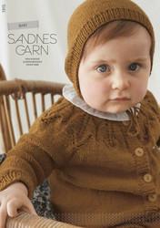 Sandnes mönsterhäfte Babyull 1915
