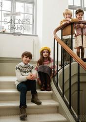 Sandnes mönsterhäfte Mykt til barn 2003