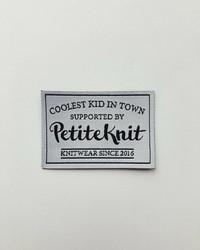 'Coolest kid in town' märke