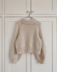 Louisiana sweater, på svenska