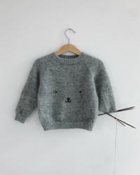 Nalletröja, mönster på svenska