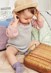 Sandnes mönsterhäfte 2007 Sommer baby