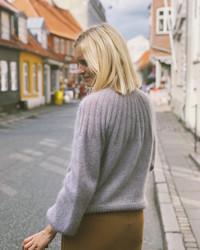 Sunday sweater mohair edition, på svenska