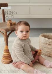 Sandnes mönsterhäfte 2106 Sommar baby