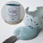 Kalkkimaali - JDL - Vintage Paint - Dusty Turquoise - Utuinen turkoosi - 100 ml