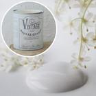 Kalkkimaali - Lämmin valkoinen - 100 ml - JDL - Vintage Paint - Warm Cream