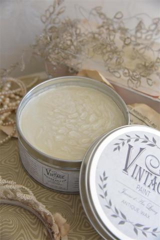 Antiikkivaha - JDL - Antique Wax - Pearl - Helmiäinen - 35 g