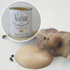 Kalkkimaali - JDL - Vintage Paint - Vintage Tea - Vanha keltainen - 100 ml