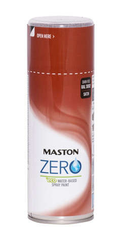 Spraymaali - Maston Zero - Tummanpunainen - 400 ml